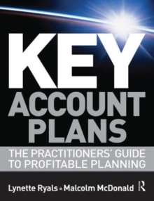 Key Account Plans, Paperback / softback Book