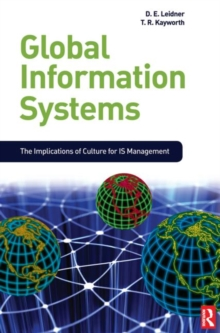 Global Information Systems, Paperback / softback Book