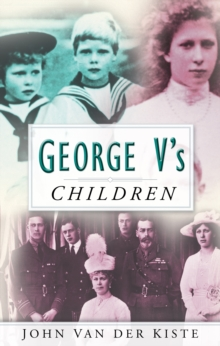 George V's Children, Paperback Book