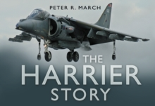 The Harrier Story, Hardback Book