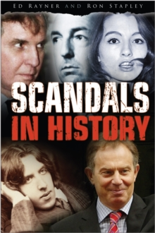 Scandals in History, Paperback / softback Book