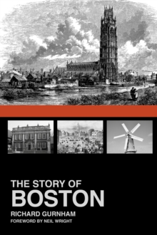 The Story of Boston, Paperback / softback Book