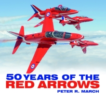 50 Years of the Red Arrows, Paperback Book