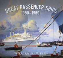 Great Passenger Ships 1950-60, Paperback / softback Book