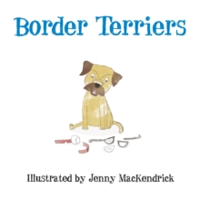 Border Terriers, Paperback Book