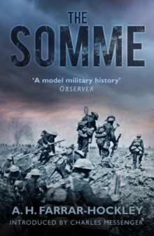 The Somme, Paperback / softback Book
