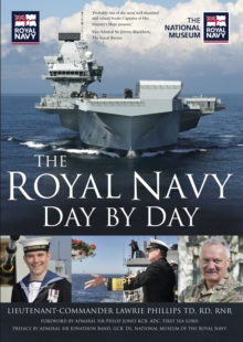 The Royal Navy Day by Day, Hardback Book