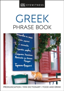 Greek Phrase Book, Paperback / softback Book