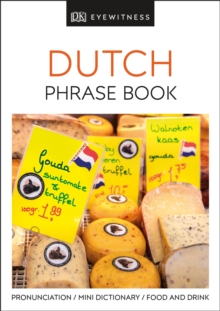 Dutch Phrase Book, Paperback Book