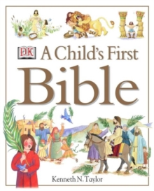 A Child's First Bible, Hardback Book