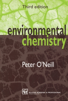 Environmental Chemistry, Paperback Book