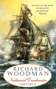 "The First Nathaniel Drinkwater Omnibus : An Eye of the Fleet, A King's Cutter, A Brig of War ""Eye of the Fleet"", ""King's Cutter"", ""Brig of War"", Paperback Book"