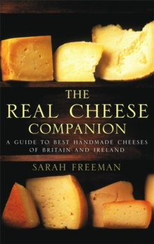 The Real Cheese Companion, Paperback / softback Book