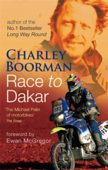Race To Dakar, Paperback / softback Book