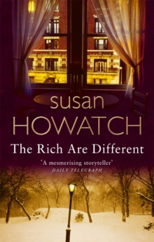 The Rich Are Different, Paperback Book