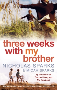 Three Weeks With My Brother, Paperback / softback Book
