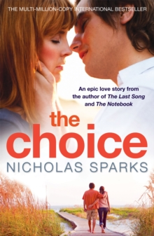 The Choice, Paperback / softback Book