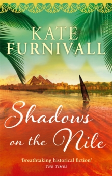 Shadows on the Nile, Paperback Book