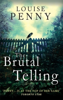 The Brutal Telling, Paperback Book