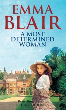 A Most Determined Woman, Paperback Book