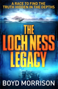The Loch Ness Legacy, Paperback Book