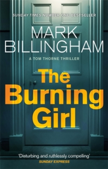 The Burning Girl, Paperback Book