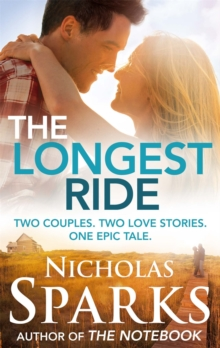 The Longest Ride, Paperback Book