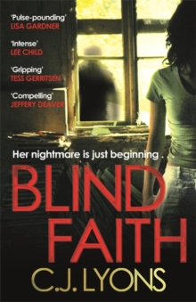Blind Faith : A compelling and disturbing thriller with a shocking twist, Paperback Book
