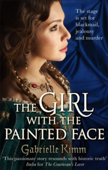 The Girl with the Painted Face, Paperback Book