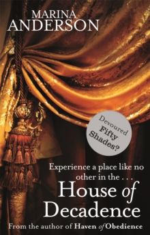 House of Decadence, Paperback Book