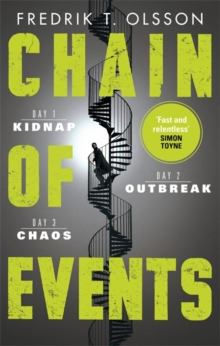 Chain of Events, Paperback / softback Book