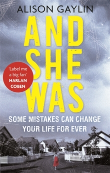 And She Was, Paperback / softback Book