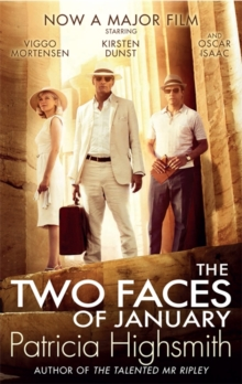 The Two Faces of January, Paperback Book