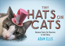 Tiny Hats on Cats, Hardback Book