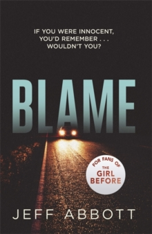 Blame : For Fans of the Girl Before