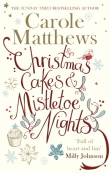 Christmas Cakes and Mistletoe Nights : The one book you must read this Christmas, Paperback / softback Book