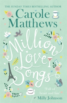 Million Love Songs, Hardback Book
