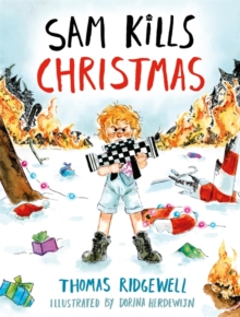 Sam Kills Christmas, Hardback Book
