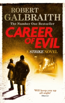 Career of Evil : Cormoran Strike Book 3, Paperback Book