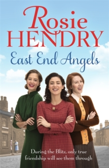 East End Angels, Hardback Book