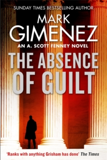 The Absence of Guilt, Hardback Book