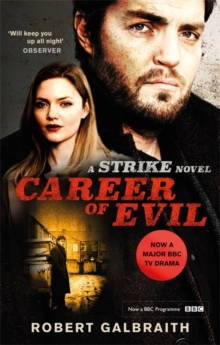 Career of Evil : Cormoran Strike Book 3, Paperback / softback Book