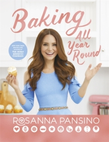 Baking All Year Round : From the author of The Nerdy Nummies Cookbook, Hardback Book