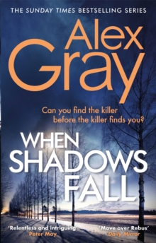 When Shadows Fall : Book 17 in the Sunday Times bestselling crime series, Paperback / softback Book