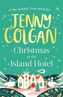 Christmas at the Island Hotel, Hardback Book