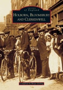 Holborn, Bloomsbury and Clerkenwell, Hardback Book