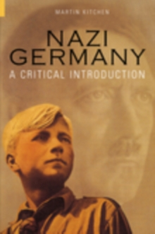 Nazi Germany : A Critical Introduction, Paperback / softback Book