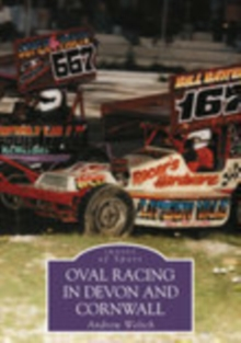 Oval Racing in Devon and Cornwall, Paperback / softback Book