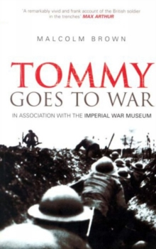 Tommy Goes to War, Paperback Book