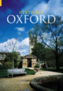 Historic Oxford, Paperback / softback Book